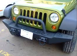 rugged ridge xhd non winch bumper stronger than bumper w winch