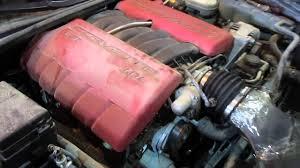 ls7 corvette engine 2008 corvette z06 c6 ls7 7 0l v8 engine test 150908