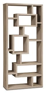 florence bookcase u2013 grey the brick
