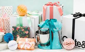 gift registries where do you put where you are registered at on your wedding