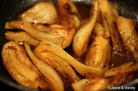 cuisiner le fenouil fenouil braisé au miel et carvi cuisine et vanity