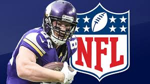 kyle rudolph s thanksgiving vikings owe detroit nfl news