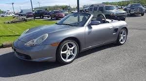 porsche boxster 2003 for sale porsche boxster for sale in york carsforsale com