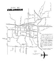 columbia missouri map columbia missouri links and information at the jones company