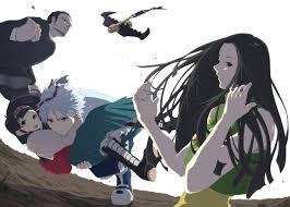hunter x hunter gotoh hunter x hunter zerochan anime image board