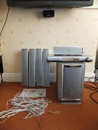 panasonic dvd home theater sound system panasonic dvd home theater sound system sa ht870 auctioned on