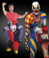 Clown Costumes Halloween Halloween Costumes Cool Scary Awesome Morph Costumes