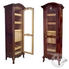 cigar humidor display cabinet chancellor antique tower humidor cigars international