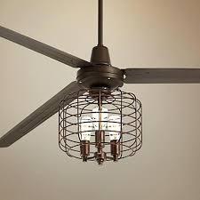 industrial looking ceiling fans industrial looking ceiling fans industrial cage oil rubbed bronze