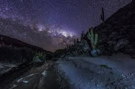photography nature landscape mountains milky way starry night