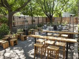 Backyard Bar And Grill by Chicago U0027s Patio Season Guide 2016 Edition
