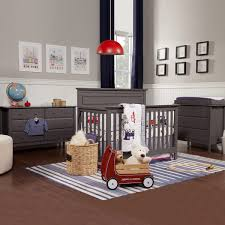 Nursery Crib Furniture Sets Davinci 3 Nursery Set Autumn 4 In 1 Convertible Crib