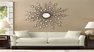 decorative wall mirrors living room home interior design simple