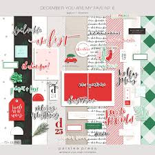 scrapbook album kits the lilypad shop by theme document your december