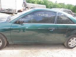 2001 honda civic lx coupe quality used oem replacement parts
