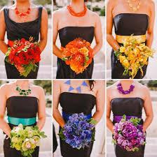 black bridesmaid dresses picmia
