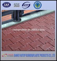 Recycled Tire Patio Pavers by Dog Bone Driveway Recycled Rubber Pavers Buy Driveway Recycled