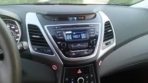 2015 hyundai elantra se review 2015 hyundai elantra se start up tour