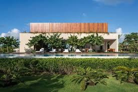 house on the beach in brazil designed by studio arthur casas