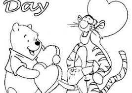 valentines coloring pages coloring4free