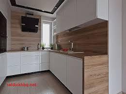 cuisine plan travail bois meuble de cuisine avec plan de travail pour idees de deco de