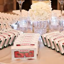 bridal brunch favors an edible favor will always be a crowd pleaser especially when