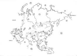 Asia Blank Map Quia With Asia Map Test Showyou Me Amazing To World Maps