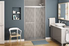 Maax Glass Shower Doors by Sliding Shower Screen For Alcoves Kameleon Maax Bathroom