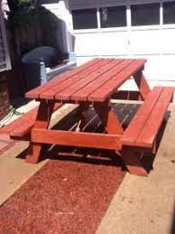 Table Gratifying Round Picnic Table Woodworking Plans Famous by Pentagon Shaped Picnic Table Pentagon Pinterest Picnic