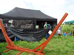 how to u2026 make a free standing hammock stand u2013 bushcraft days