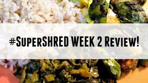 super shred diet archives my pretty brown fit