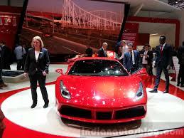 ferrari 458 vs 488 ferrari reveals new price list for indian market