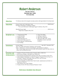 Entry Level Resume Templates Entry Level Resume Templates Word 28 Images Executive