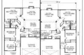 single story duplex floor plans 39 one story duplex house plans duplex home plans and designs