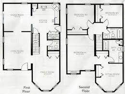 two story cabin plans two story house plans with catwalk house scheme