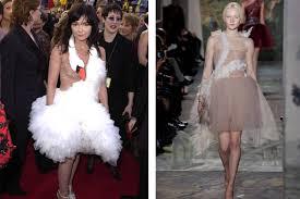 swan dress bjork and marjan pejoski inspire valentino valentino swan dress