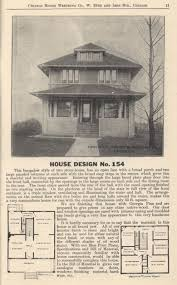 american foursquare house plans 1908 sears roebuck and co kit house no 52 historic homes