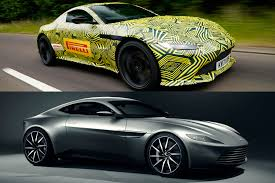 aston martin vintage 2018 aston martin vantage the james bond car coming soon