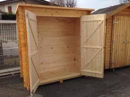 armadi in legno per esterni casetta in legno da giardino garten pro mod kerti verde facile