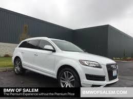 bmw q7 car and used audi q7 in salem or auto com