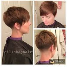 hairstyles for over 70 with cowlick at nape tapered nape pixie cut pixie hair pinterest pixie cut