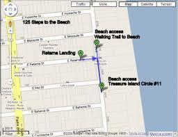 South Padre Island Map Beachside Landing Retama 1 South Padre Island Apartments For
