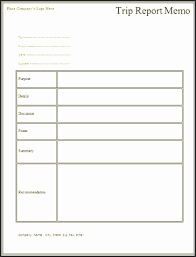 business trip report template trip report template word ktpey beautiful business trip report