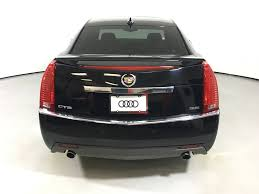 2010 used cadillac cts sedan 4dr sedan 3 6l premium rwd at mini