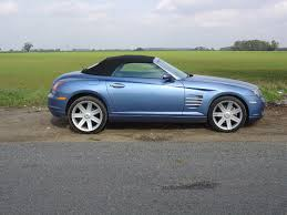 chrysler sports car chrysler crossfire roadster 2004 2008 driving u0026 performance