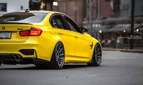 Bmw M3 Yellow 2016 - game changer precision at it u0027s finest