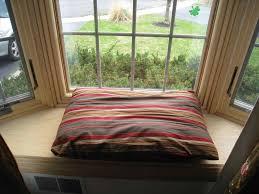 custom window seat cushions bench cushions indoor patio bench
