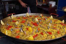 espagne cuisine images gratuites plat repas aliments jaune manger cuisine
