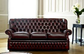 Leather Chesterfield Sofa Monks Red Chesterfield The Chesterfield Company