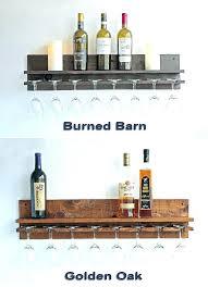wall wine rack holder u2013 rebekka me